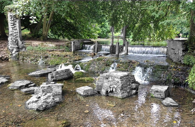 Kearsney Abbey - Russell Gardens
